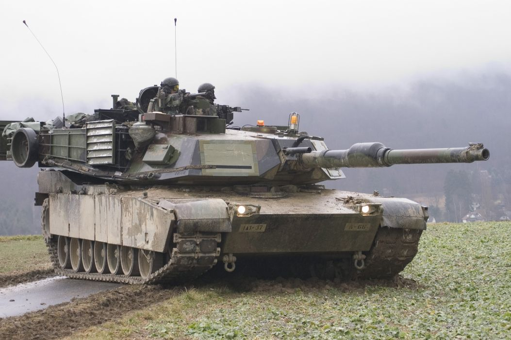 M1A1 ABRAMS TANK weapon military tanks    t wallpaper