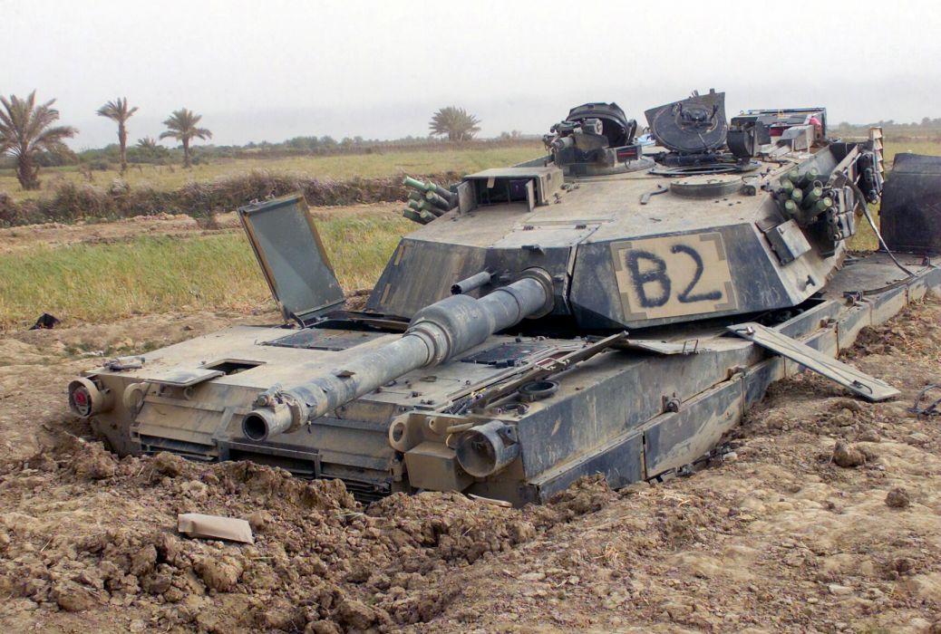 M1A1 ABRAMS TANK weapon military tanks   f wallpaper