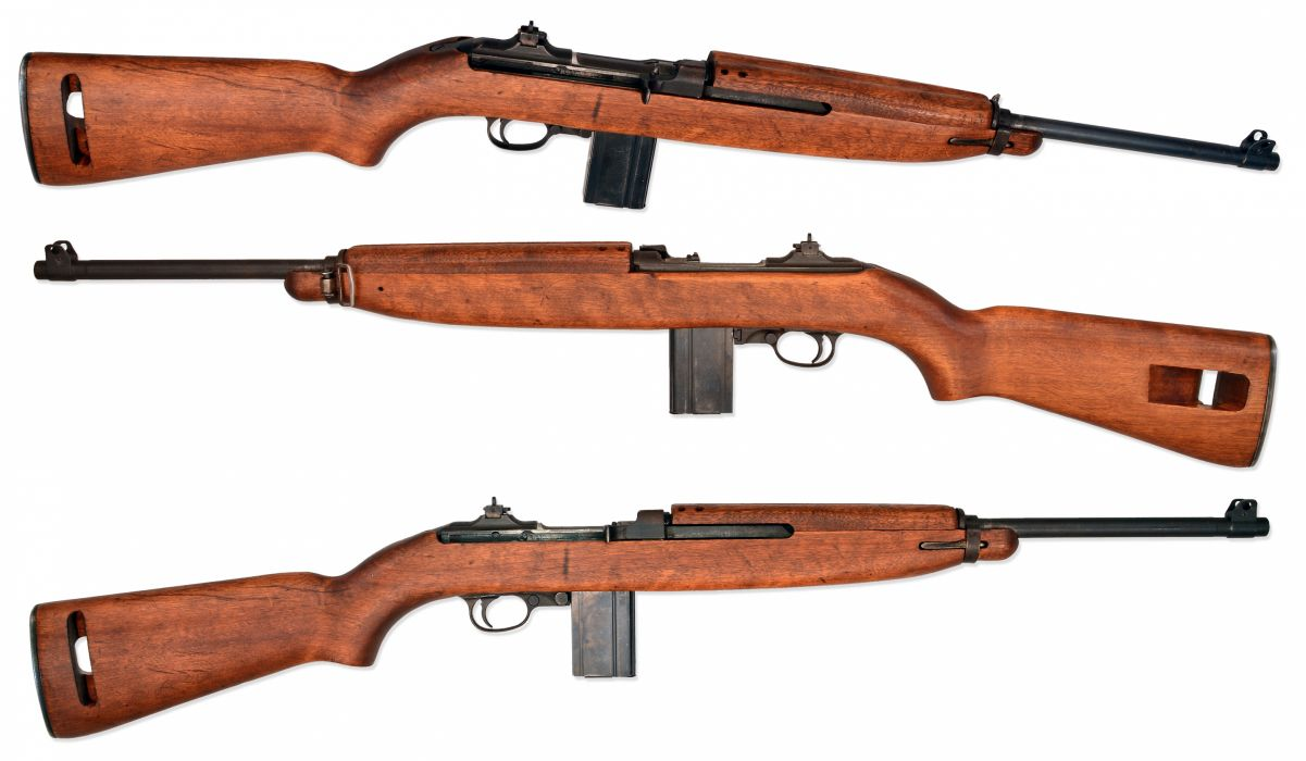 M1A1 CARBINE rifle weapon gun military   t wallpaper