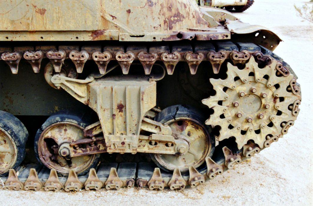 M-4 SHERMAN TANK weapon military tanks retro   w wallpaper