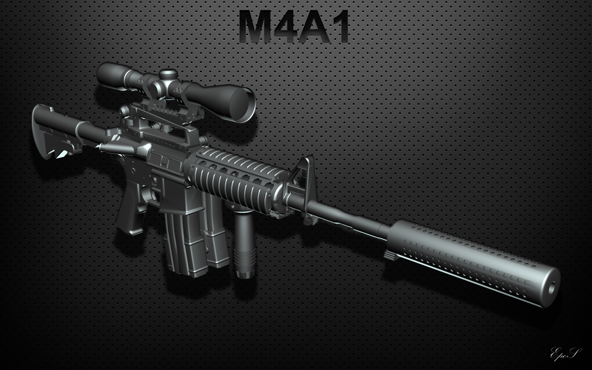 M4a1 Wallpaper | www.pixshark.com - Images Galleries With ...