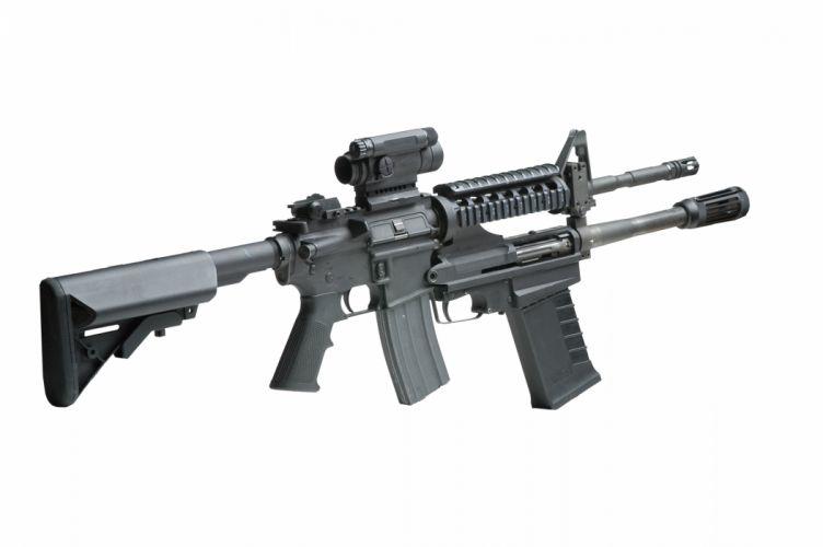 M26 Modular Accessory Shotgun System weapon gun military g wallpaper