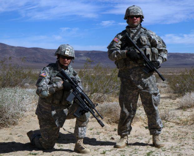 M26 Modular Accessory Shotgun System weapon gun military soldier r wallpaper