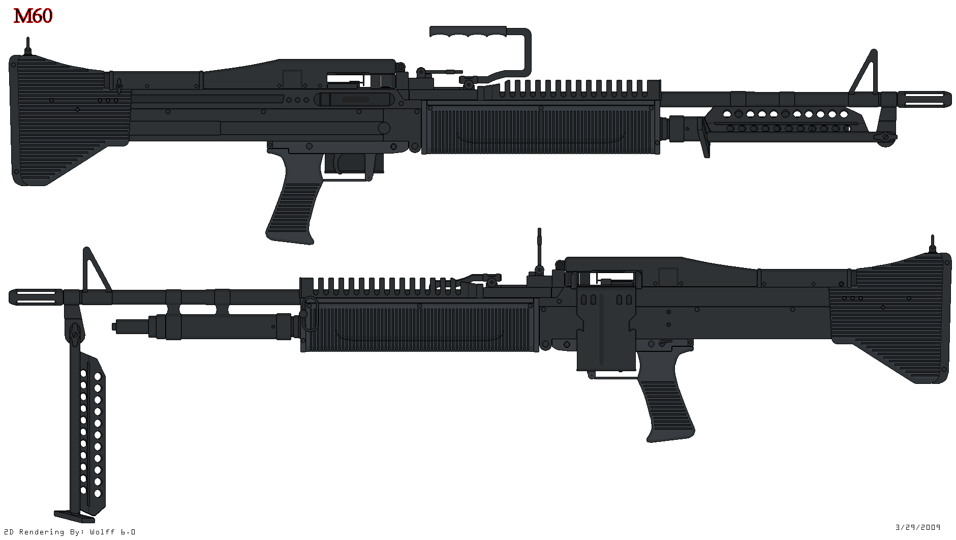 m60 machine gun - photo #11