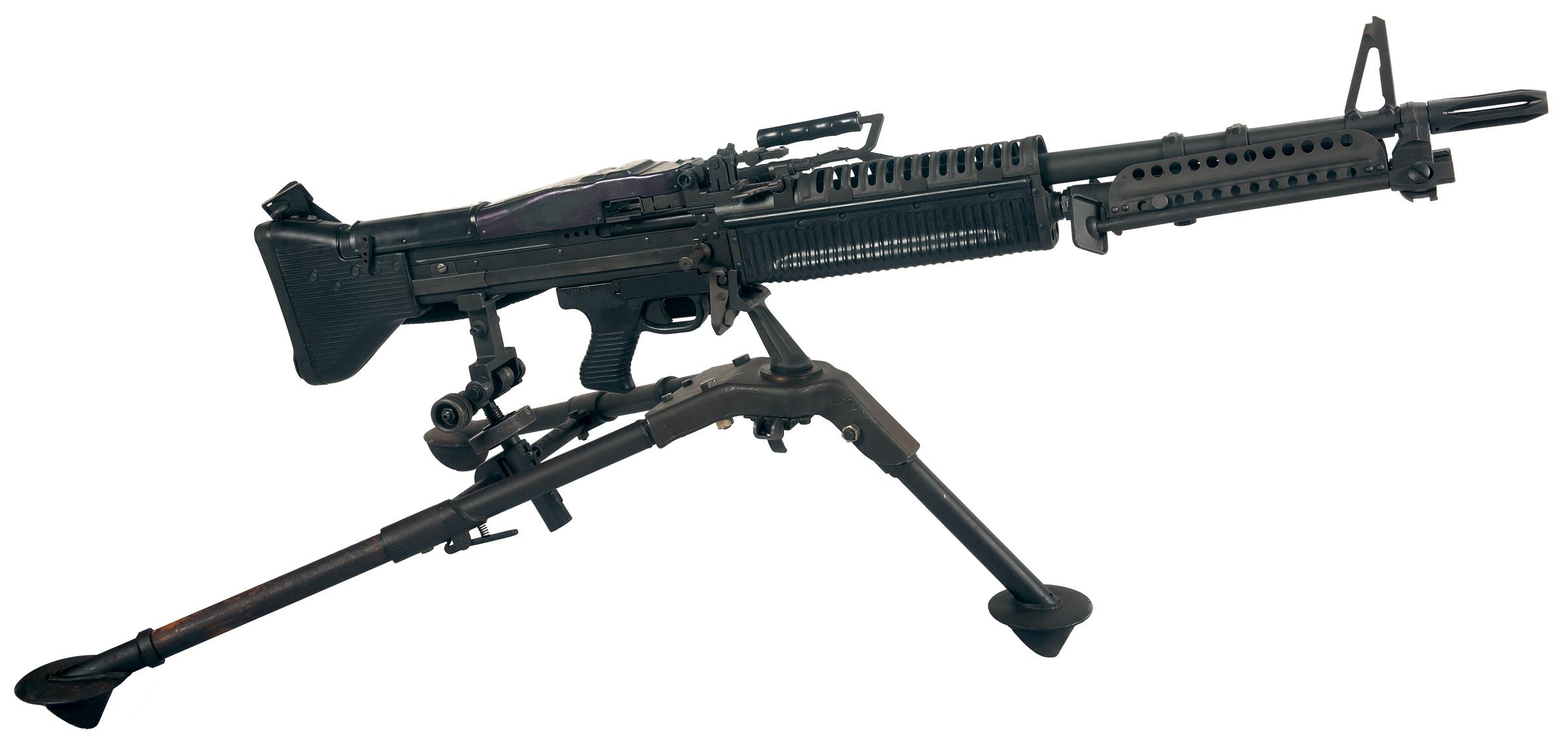m60 machine gun - photo #8