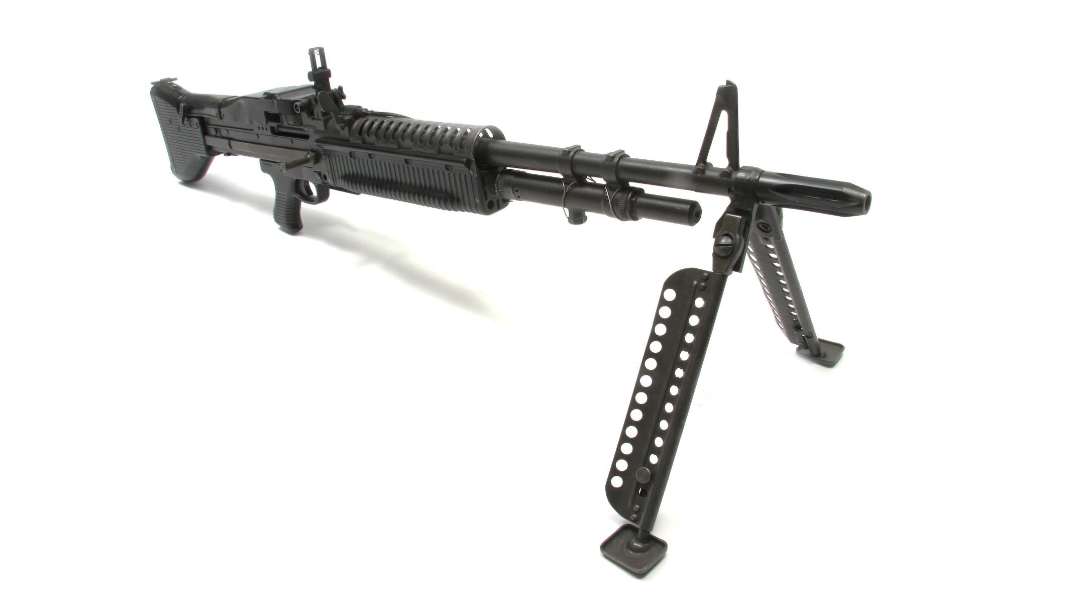 machine gun m60