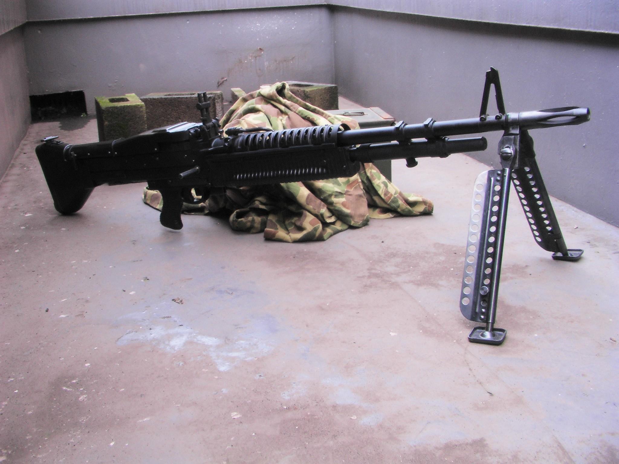 m60 machine gun - photo #29