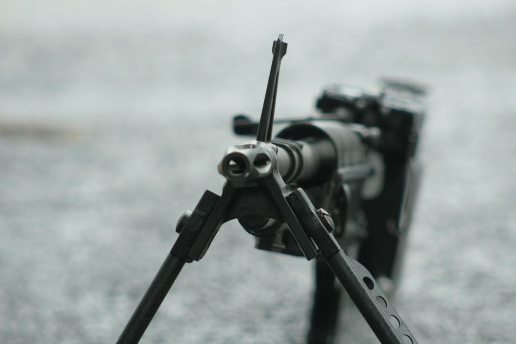 M60 MACHINE GUN military rifle weapon    te wallpaper