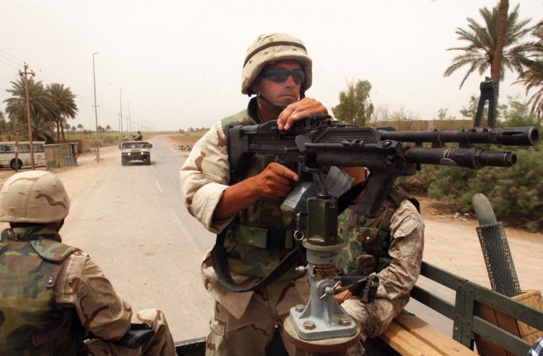 M60 MACHINE GUN military rifle weapon soldier ge wallpaper