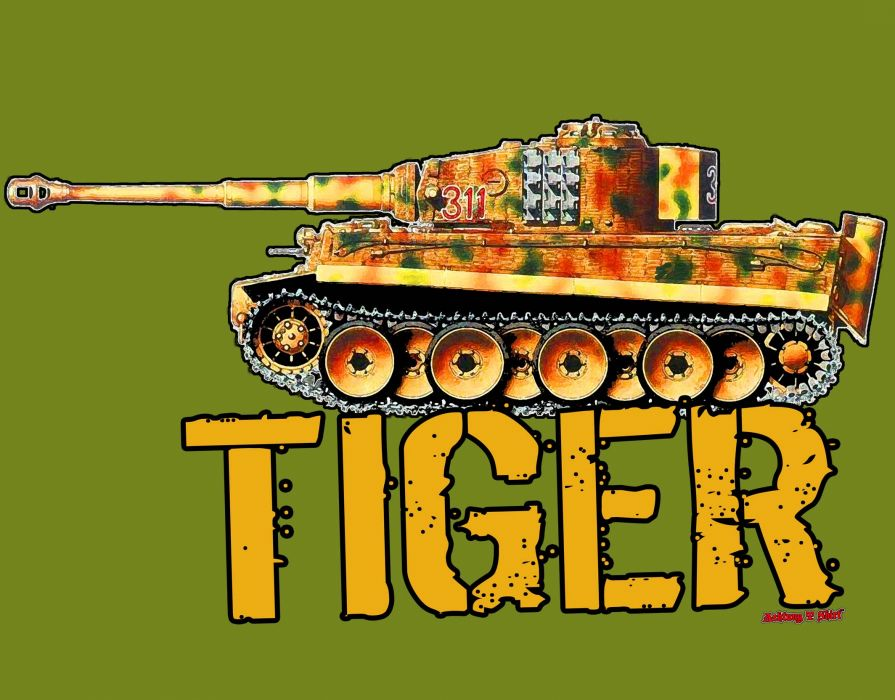PANZER TANK weapon military tanks retro     d wallpaper