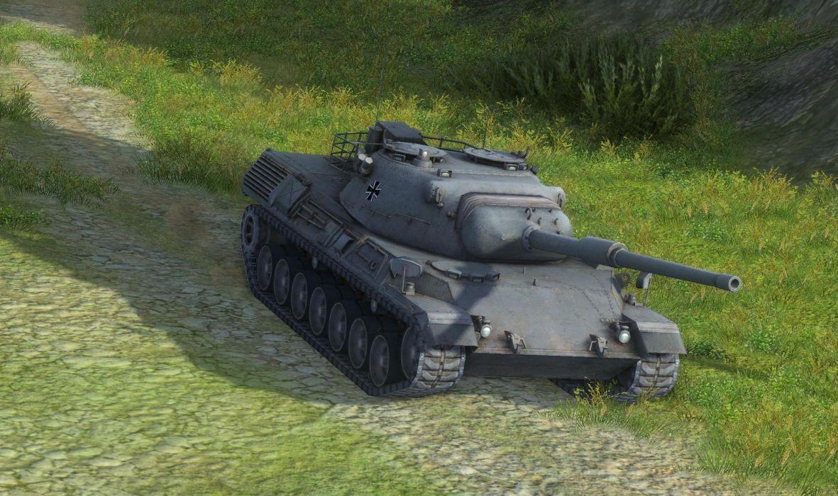 PANZER TANK weapon military tanks retro world games      f wallpaper