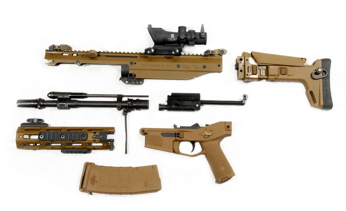 Remington ACR weapon gun military rifle police v_JPG wallpaper