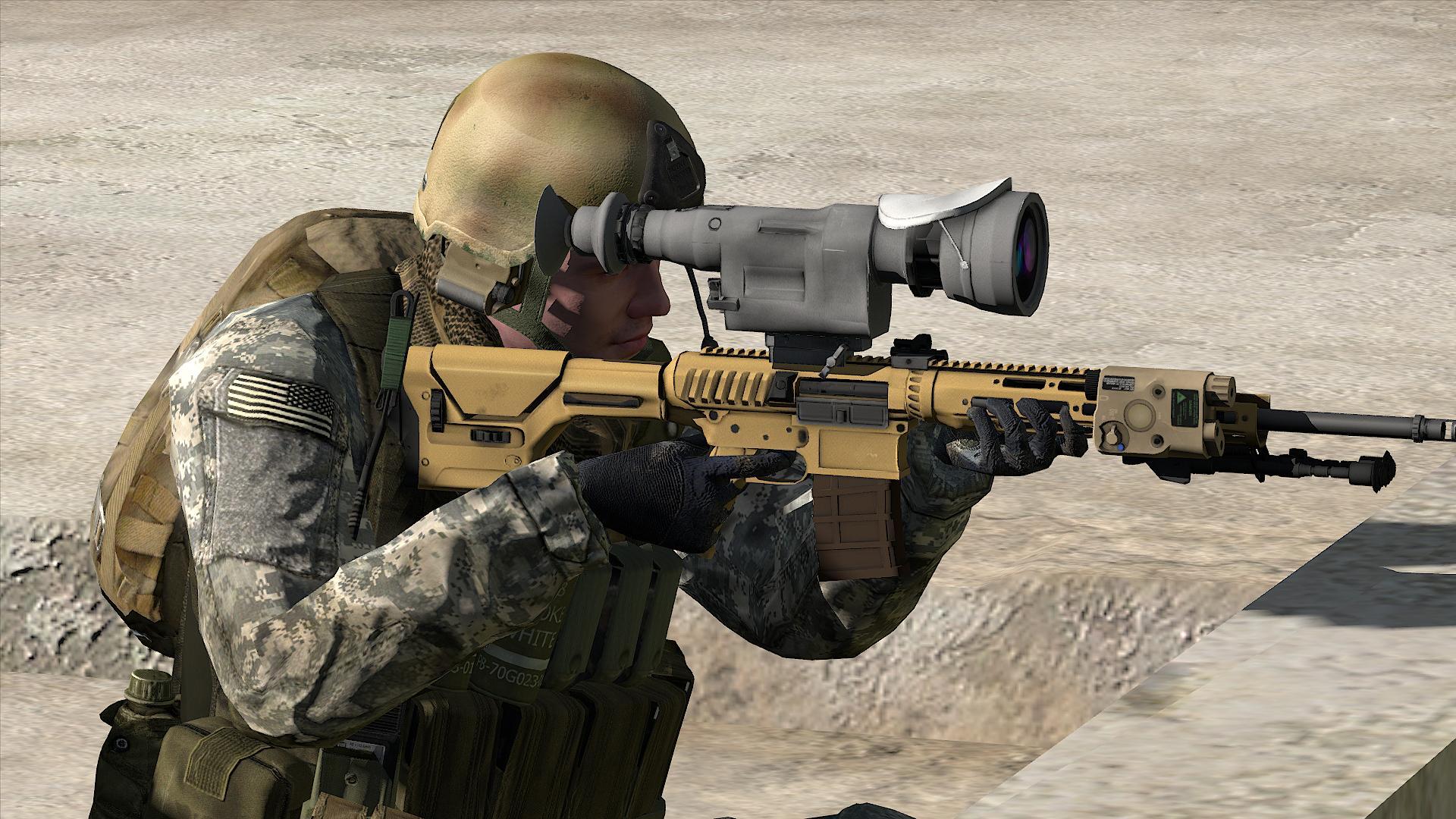 Tactical weapon swap arna 3