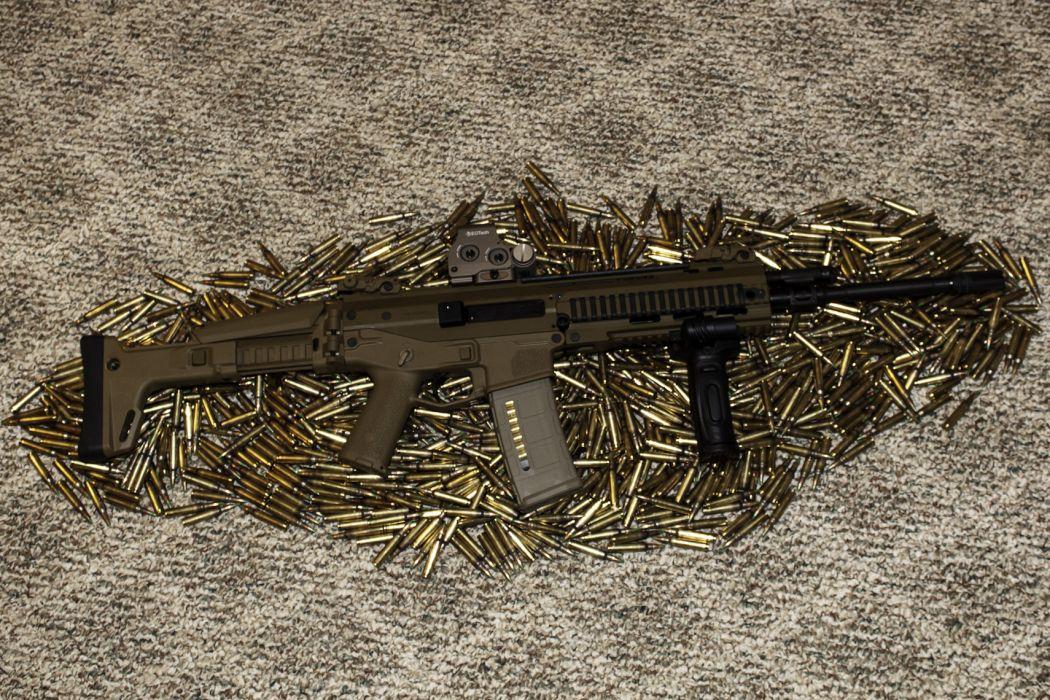 Remington ACR weapon gun military rifle police ammo      h wallpaper