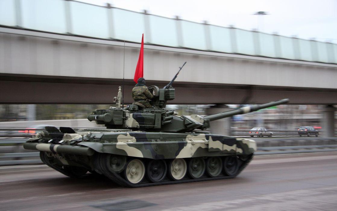 RUSSIAN T-90 TANK weapon military tanks    rq wallpaper