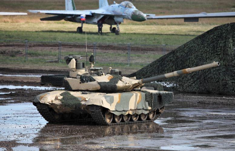 RUSSIAN T-90 TANK weapon military tanks rw wallpaper