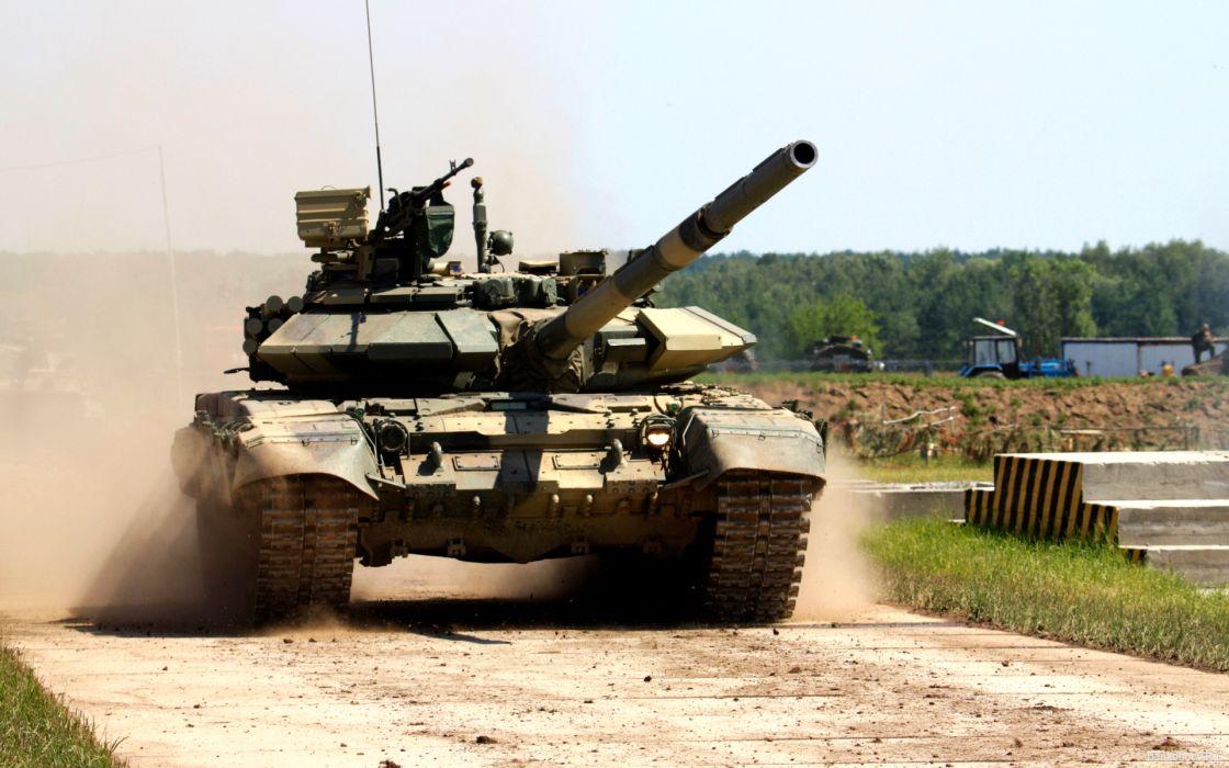RUSSIAN T-90 TANK weapon military tanks  4 wallpaper