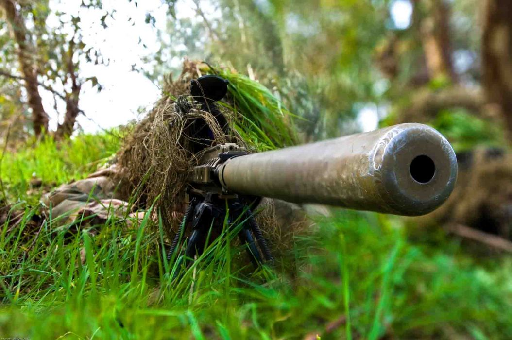 sniper military weapon rifle wallpaper