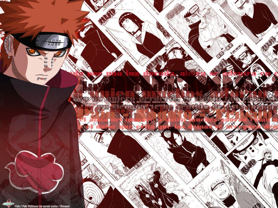 Naruto: Shippuden Akatsuki Pein wallpaper