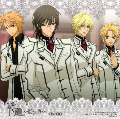 Vampire Knight anime boys wallpaper