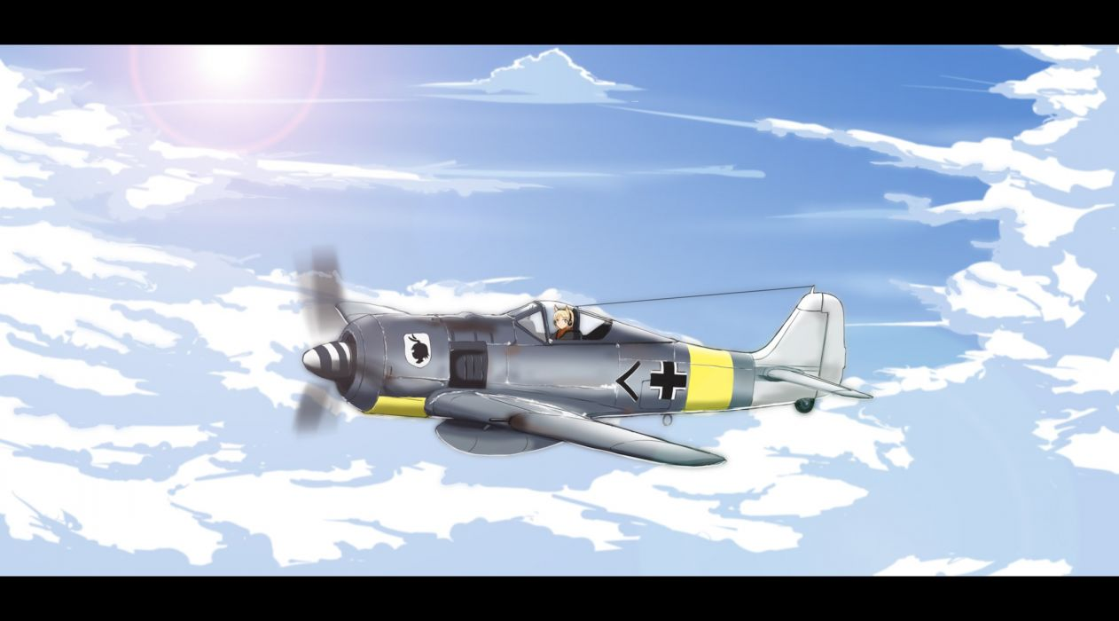 Strike Witches wallpaper