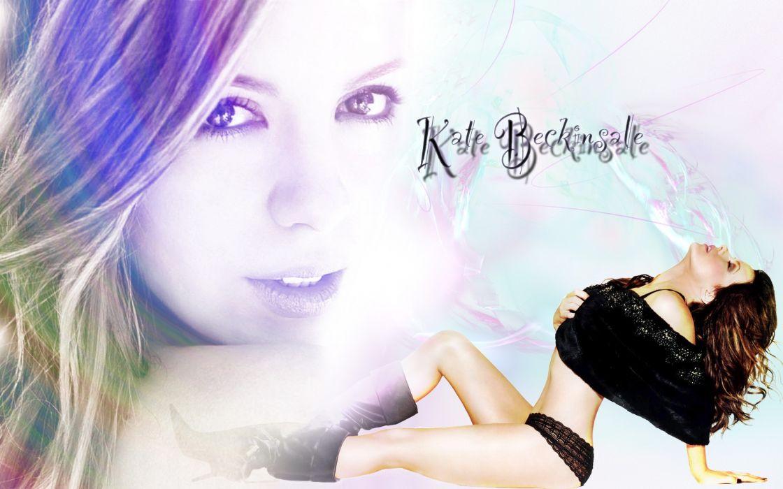 actress models Kate Beckinsale wallpaper