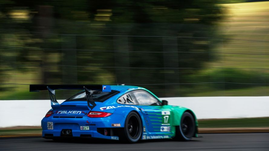 Porsche cars racing cars race tracks wallpaper