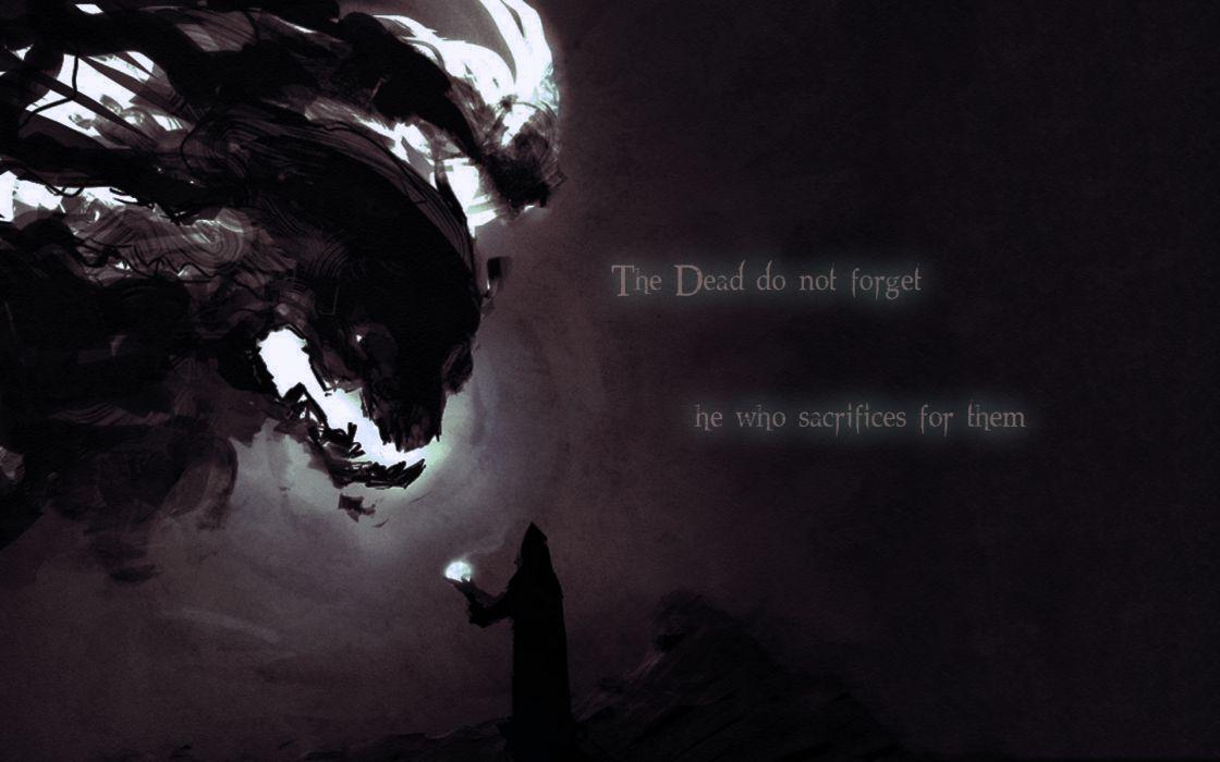 death dark wallpaper