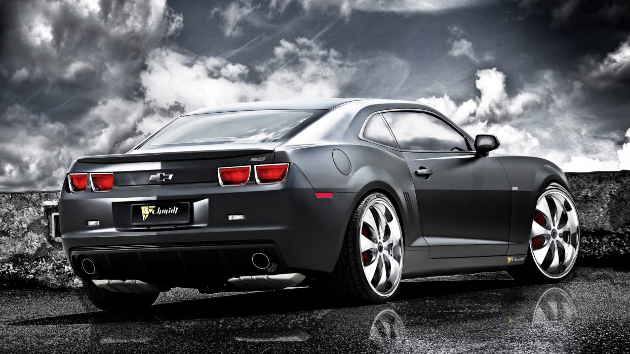 cars wheels Camaro SS races racing cars speed automobiles wallpaper
