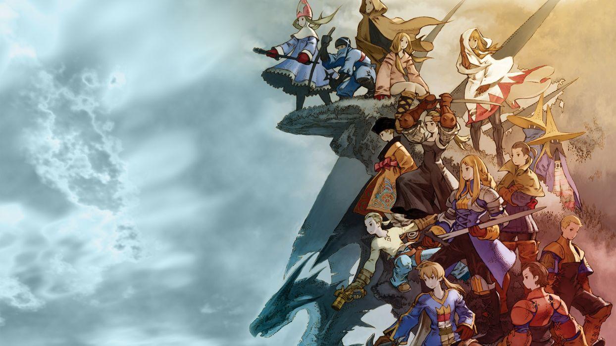 Final Fantasy fantasy video games wings dragons armor Dissidia Final Fantasy wallpaper