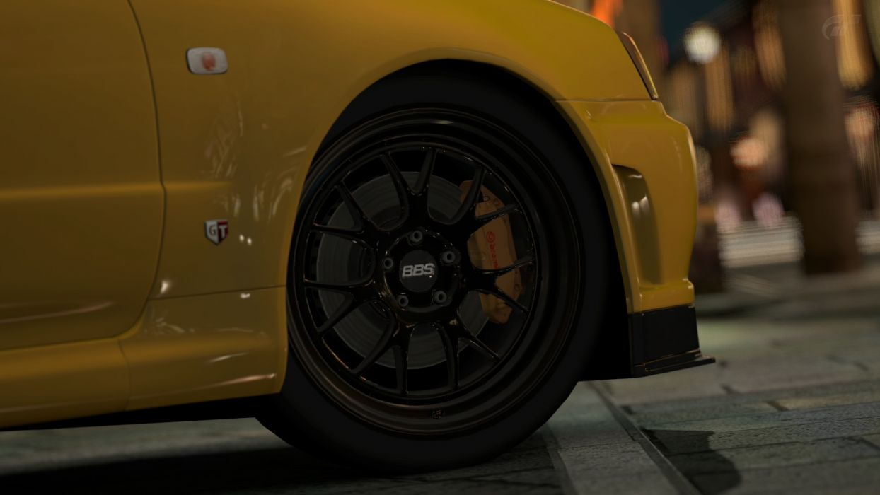 video games cars Nissan Skyline rims Gran Turismo 5 tires Playstation 3 wallpaper