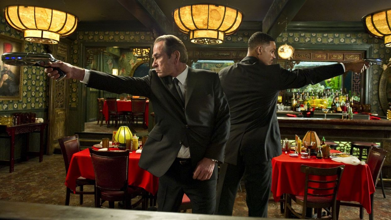movies Men in Black Will Smith Tommy Lee Jones wallpaper