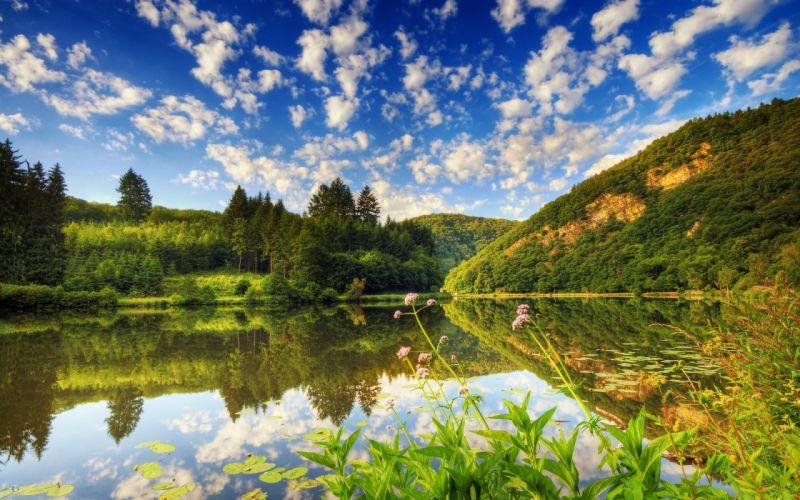 landscapes nature wallpaper
