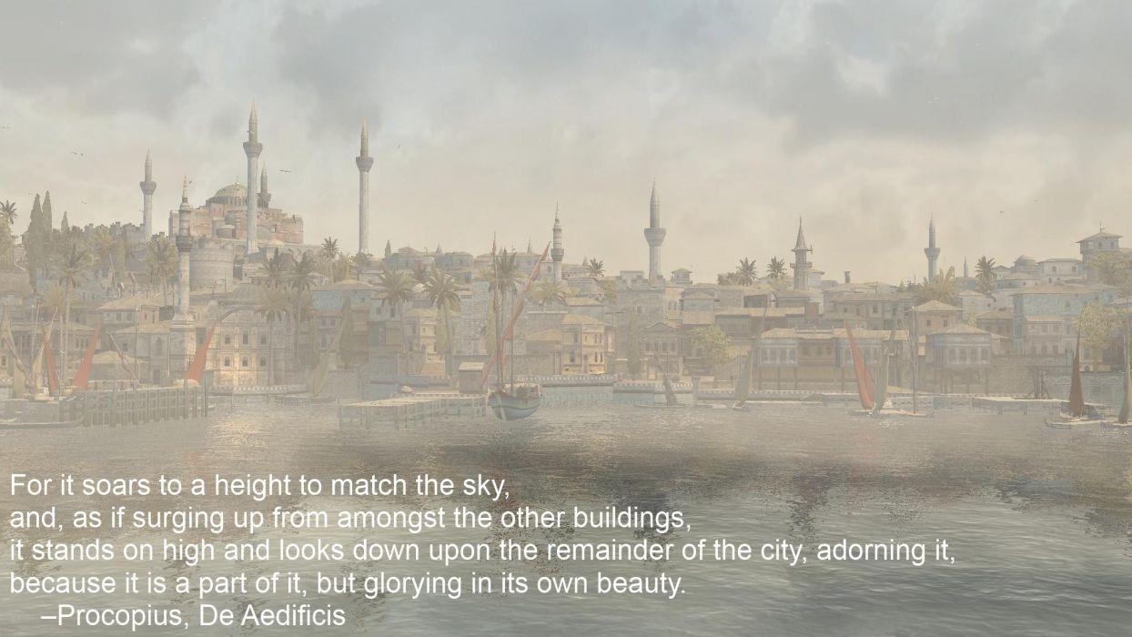 quotes Hagia Sophia wallpaper