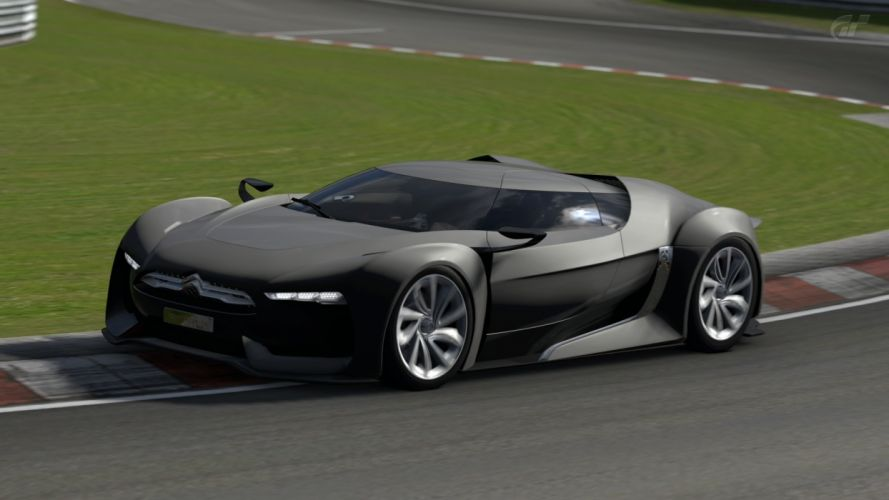 video games cars Gran Turismo 5 Playstation 3 GT by CitroAIA wallpaper