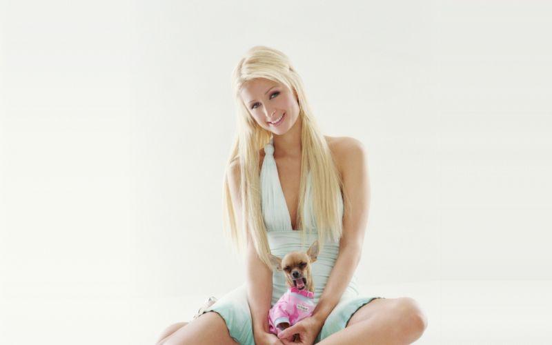 women Paris Hilton wallpaper