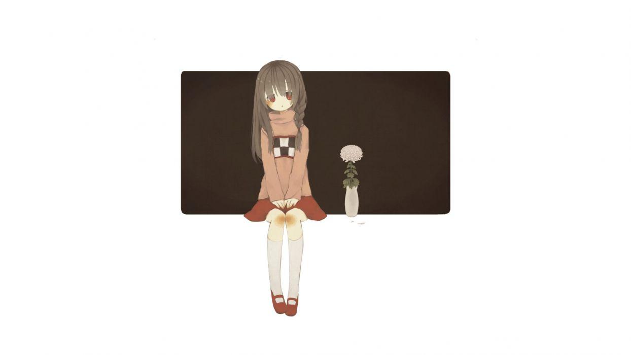 Yume Nikki Madotsuki anime wallpaper