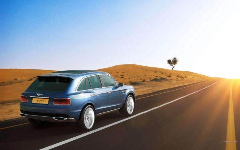 cars Bentley XP9 wallpaper