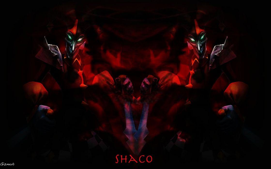 League of Legends Shaco wallpaper