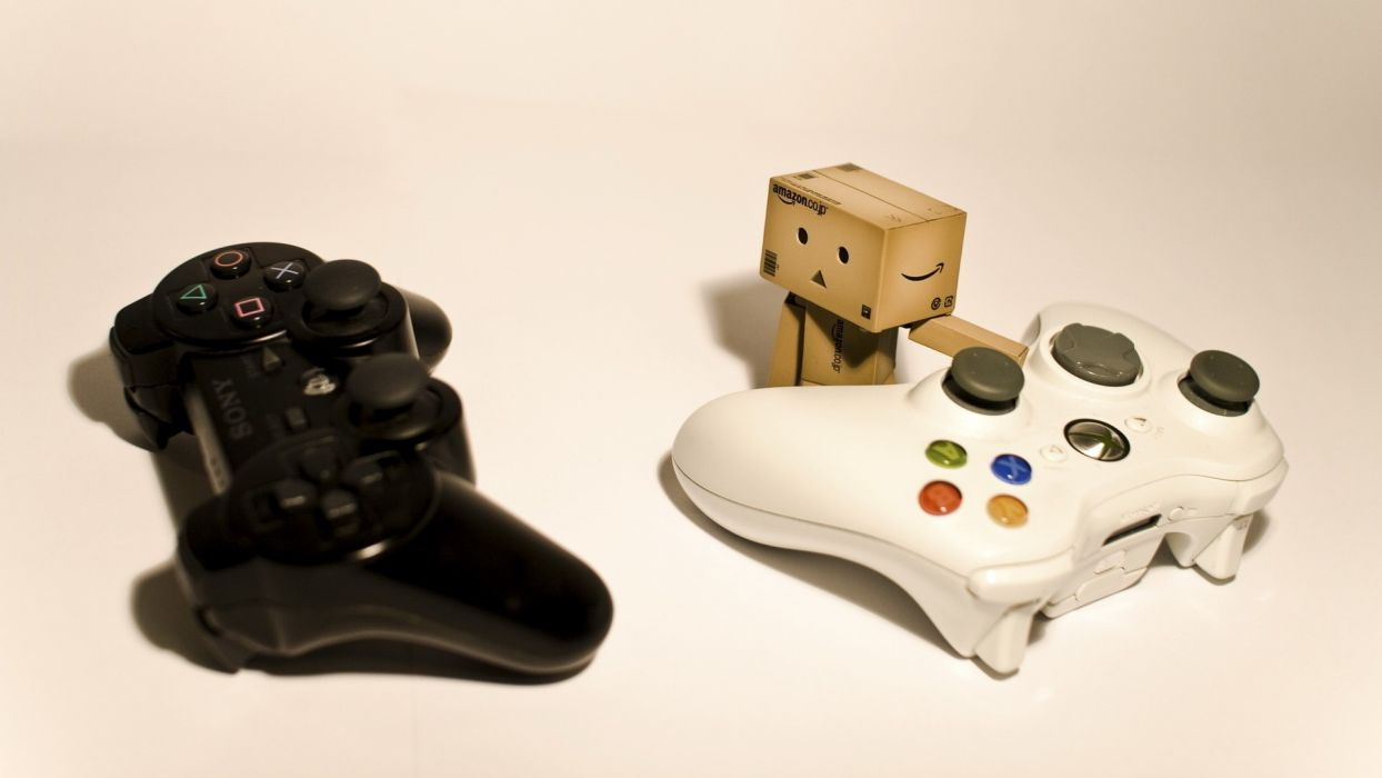 Danboard gamepad Xbox 360 Playstation 3 wallpaper