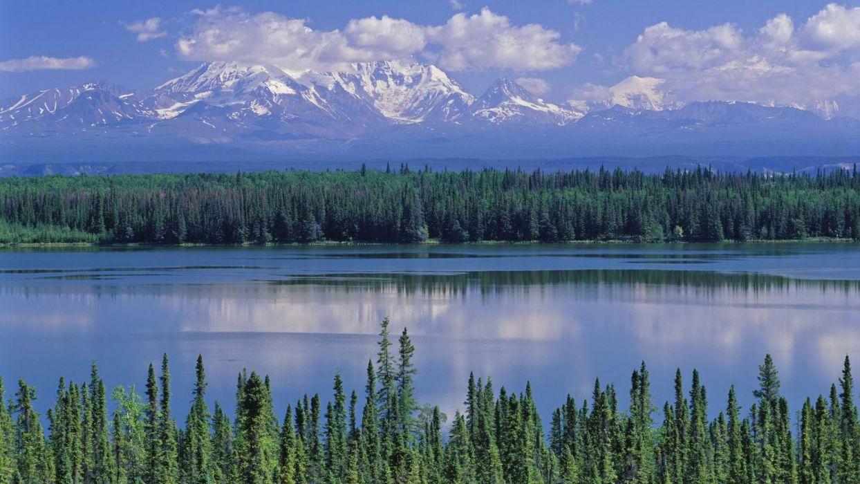 Alaska Saints (religion) willow National Park Mount wallpaper