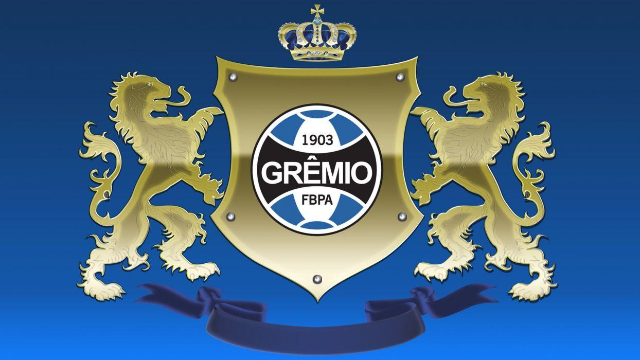 sports soccer football teams Gremio GrAIA wallpaper