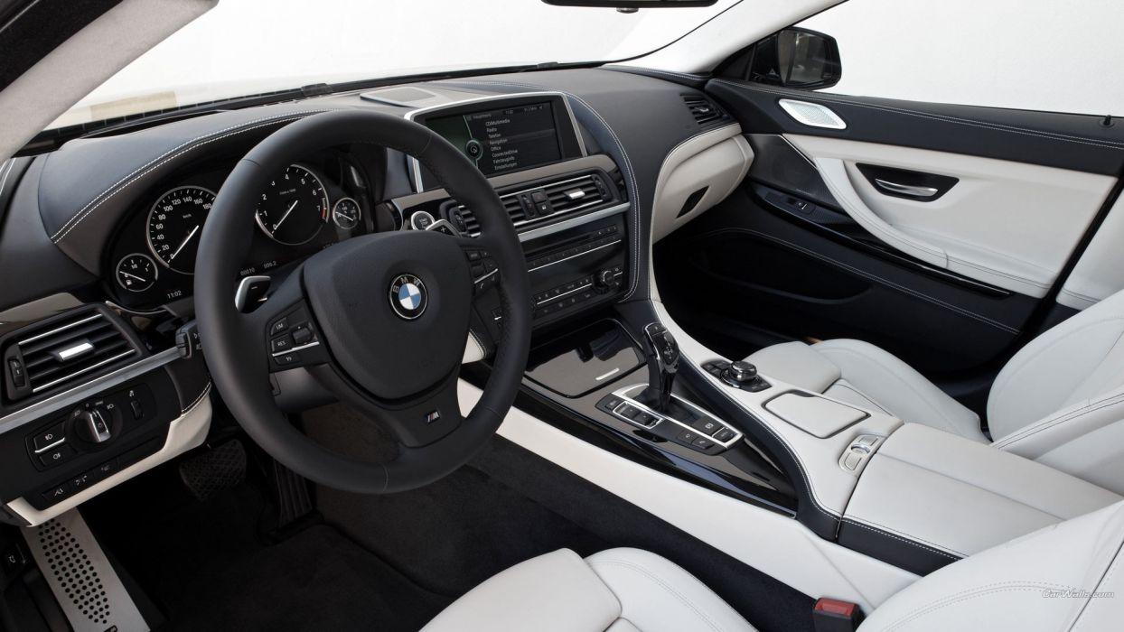 BMW cars BMW 6 Series wallpaper