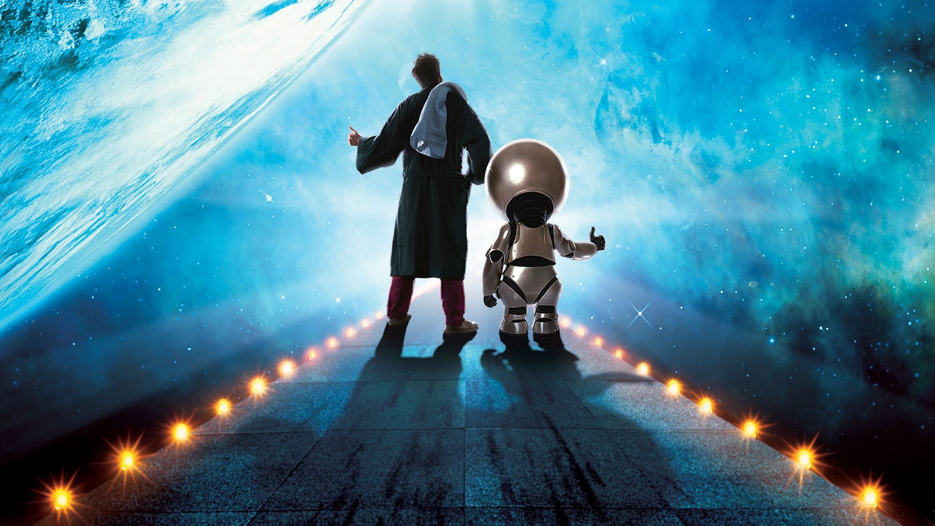 The hitch hikers guide movie