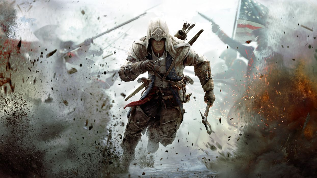 Assassins Creed assassins Assassins Creed 3 wallpaper