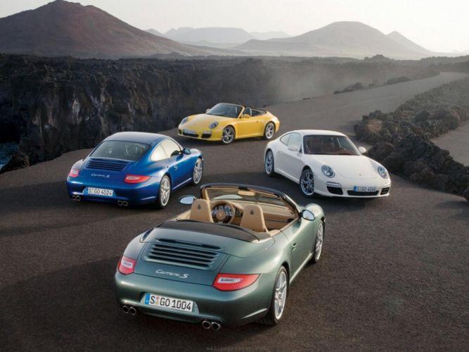 Germany future Classic coupe Porsche 911 Vogue magazine Porsche 911 Carrera Porsche 911 Carrera S wallpaper