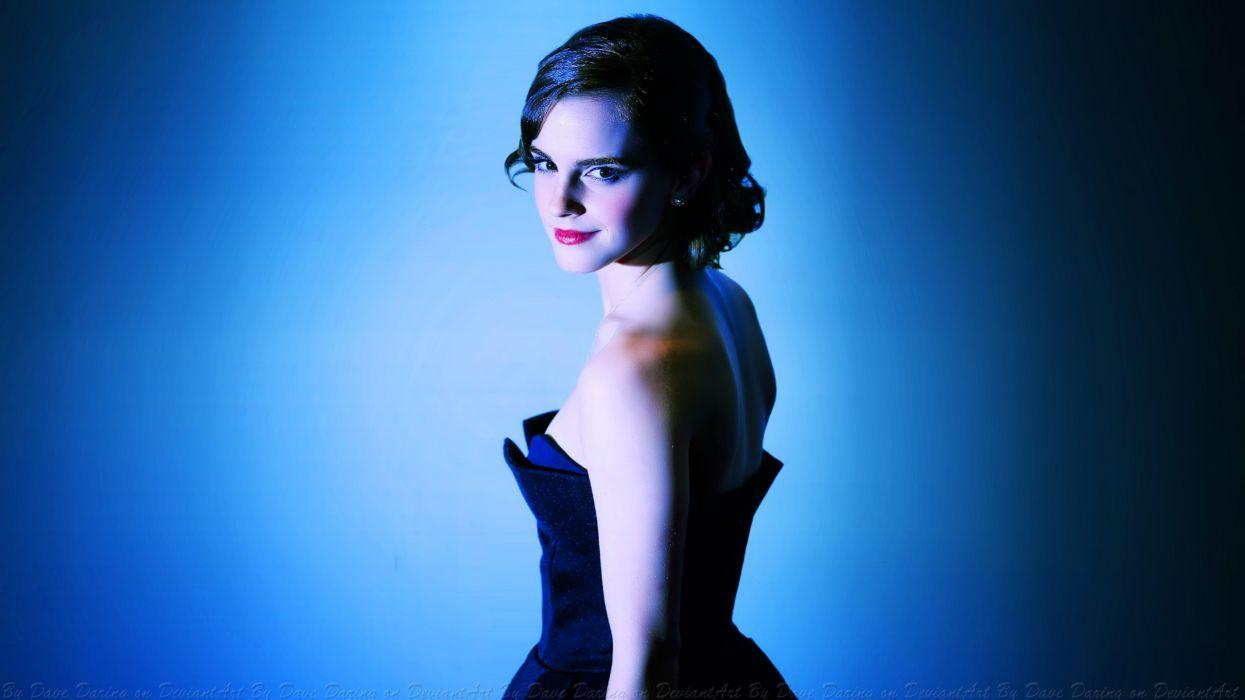 Emma Watson London wallpaper