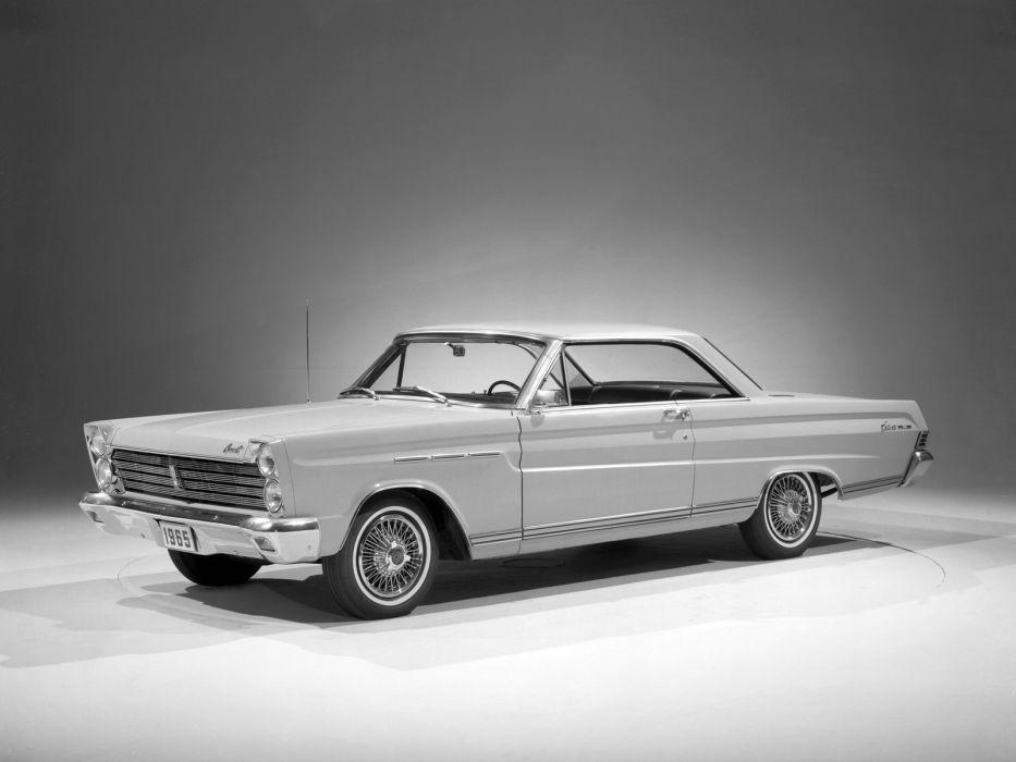 1965 Mercury Comet Caliente Hardtop Coupe classic        g wallpaper