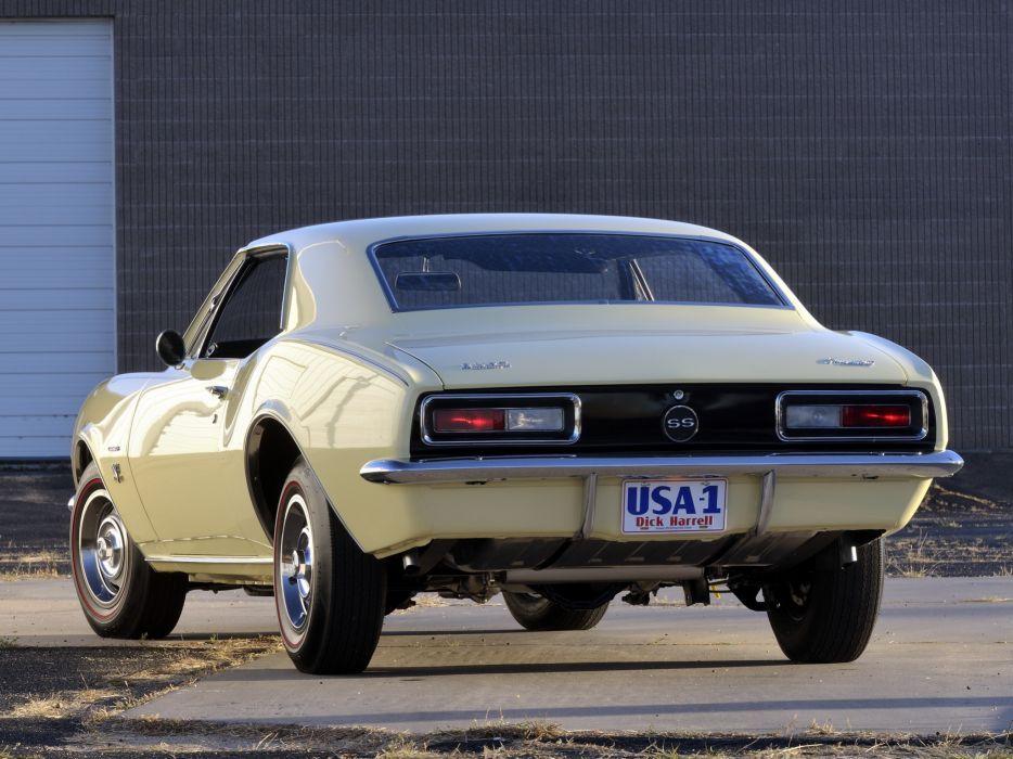 1967 Chevrolet Camaro Yenko S-S L72 427 450HP (YS-739) muscle classic  g wallpaper