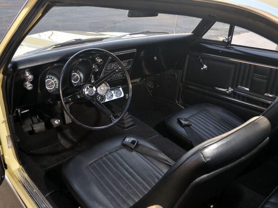 Classic Muscle Cars >> 1967 Chevrolet Camaro Yenko S-S L72 427 450HP (YS-739 ...